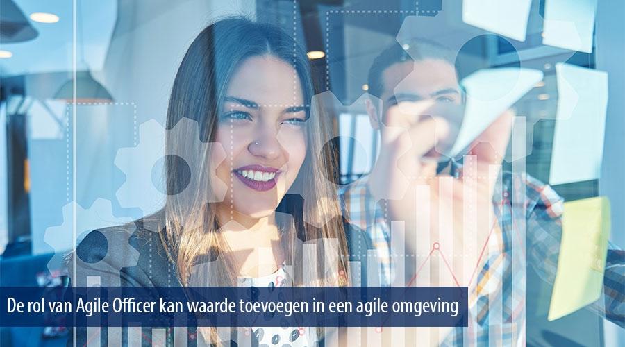 Agile Officer: de PMO-er van de toekomst?